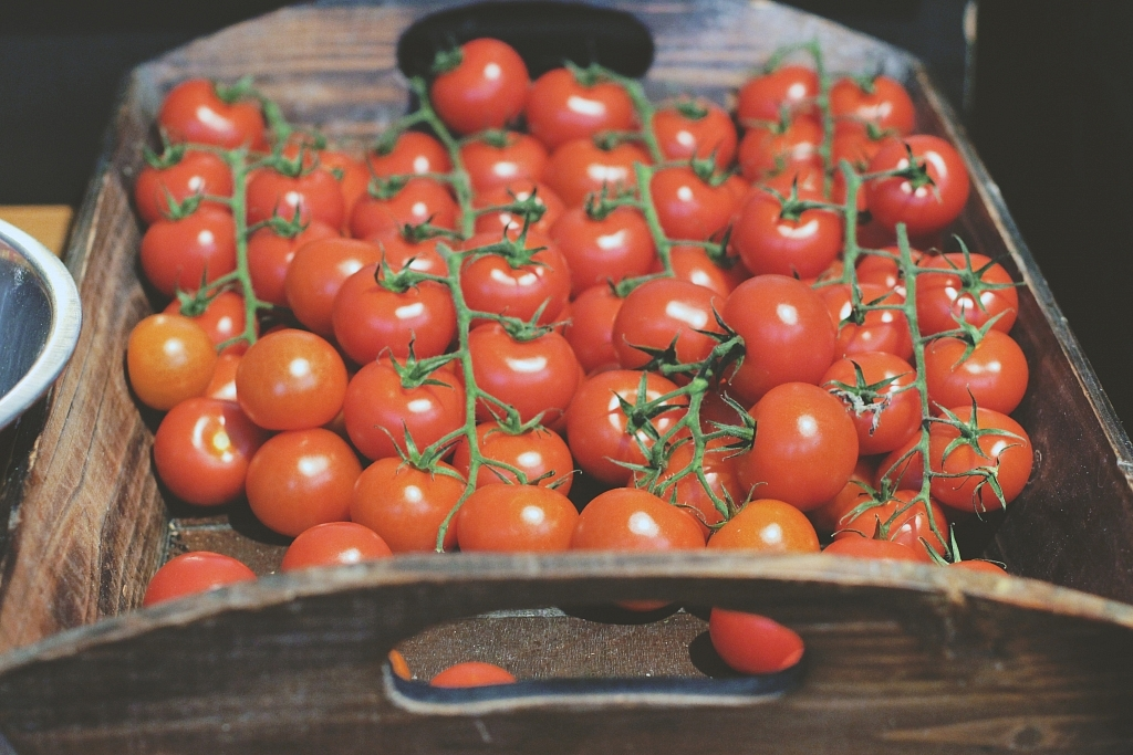 Tomatoes - Massimo Bruno Supper Club